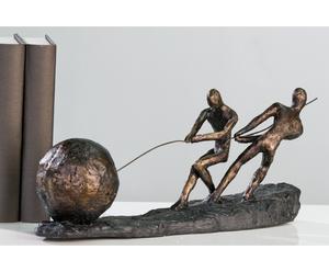 "Dekorácia ""Vinci"", 38 x 16 cm"