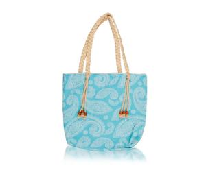 """Plážová taška """"Beach Bag Paisley II"""", 40 x 50 cm"""