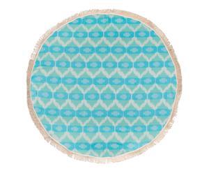 """Okrúhly plážový uterák """"Rouripple"""", ø 150 cm"""
