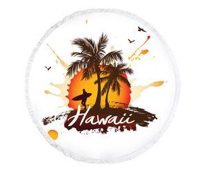 """Okrúhly plážový uterák """"Hawaii"""", ø 150 cm"""