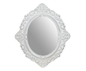 "Nástenné zrkadlo ""Sweet White"", 2 x 50 x 58 cm"