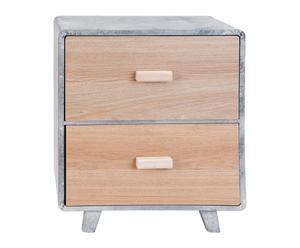 """Nočný stolík """"Elvis"""", 24 x 38 x 43 cm"""