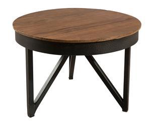 """Konferenčný stolík """"Andrew"""", ø 50, výš. 35 cm"""