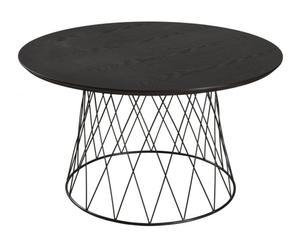"""Konferenčný stolík """"Carlsen"""", ø 80, výš. 45,5 cm"""