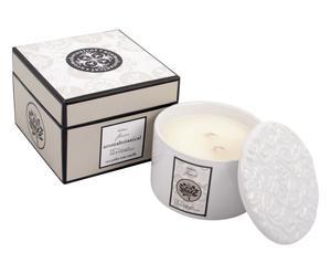 """Voňavá sviečka """"Aromabotanical IV"""", ø 11,2, výš. 8,8 cm"""
