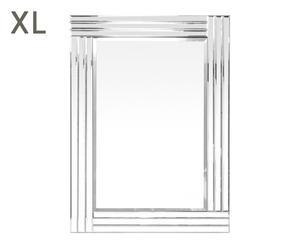 "Nástenné zrkadlo ""Bandes Clear"", 70 x 2 x 100 cm"
