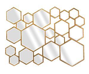 "Dekoratívne zrkadlo ""Lea Gold"", 80 x 1 x 60 cm"
