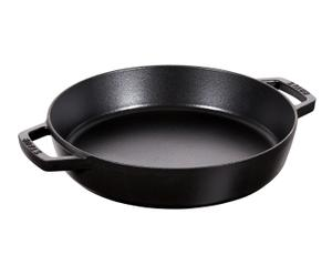 "Panvica ""Staub Cast Iron Black"", ø 26, výš. 5,5 cm"