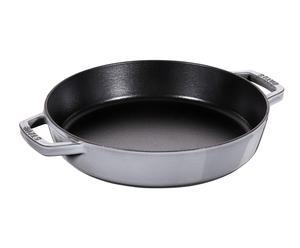 "Panvica ""Staub Cast Iron Grey"", ø 26, výš. 5,5 cm"