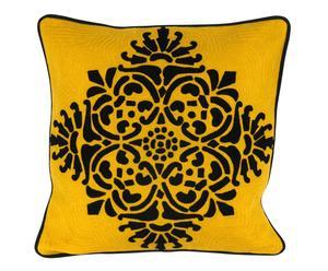 "Obliečka na vankúš ""Almada Yellow"", 45 x 45 cm"