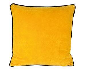 "Obliečka na vankúš ""Zoe Yellow"", 50 x 50 cm"