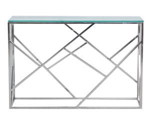 """Konzolový stolík """"Morgause"""", 30 x 115 x 78 cm"""
