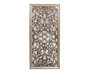 """Nástenná dekorácia """"Emlin"""", 4,5 x 72 x 152 cm"""