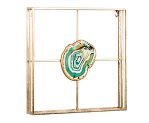 """Nástenná dekorácia """"Katrina"""", 6,5 x 40,5 x 40,5 cm"""