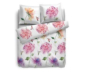 """Posteľná bielizeň """"Jools Duvet Pink"""", 220 x 240 cm, 60 x 70 cm"""