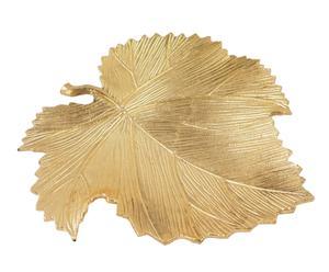 """Talerz dekoracyjny """"Leaf"""", 35 x 4 cm"""