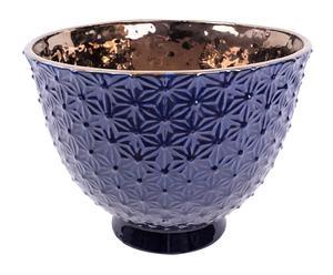 "Misa dekoracyjna ""Tosca Dark Blue"", Ø 30 cm"