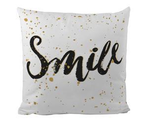 "Vankúš ""Smile"", 50 x 50 cm"