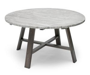 """Stôl """"Lydia II"""", ø 138, výš. 72 cm"""