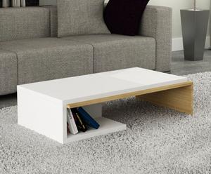 """Konferenčný stolík """"Bend I"""", 60 x 110 x 25 cm"""