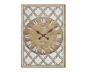 """Nástenné hodiny  """"Riannon"""", 7 x 40 x 60 cm"""