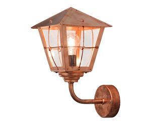 """Vonkajšie nástenné svietidlo """"Fenix Copper"""", 25 x 39 x 21 cm"""