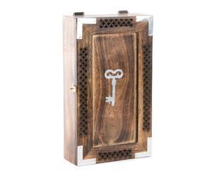 """Skrinka na kľúče """"Jayden"""", 6 x 17 x 30 cm"""