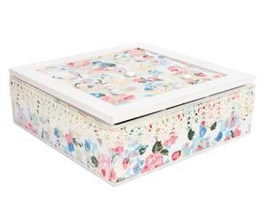 """Škatuľka """"Layla"""", 8,5 x 24 x 24 cm"""