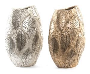 """Sada 2 váz """"Agapio"""", 35 cm"""