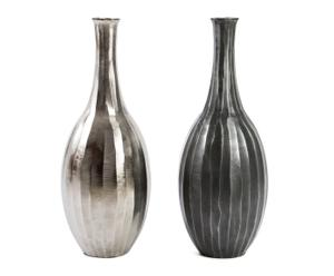 """Sada 2 váz """"Archie"""", ø 19, výš. 52 cm"""