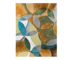 "Nástenná dekorácia ""Wheel II"", 3,5 x 60 x 80 cm"