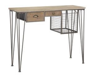 """Písací stôl """"Geraldine"""", 38 x 102 x 82,5 cm"""