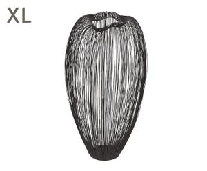 """Váza """"Metallo"""", ø 35,5, výš. 70 cm"""