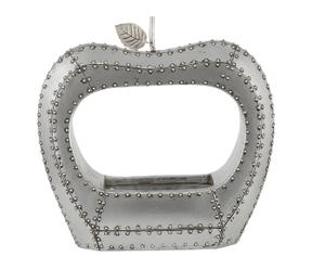 "Váza ""Apple Silver"", 10 x 29,5 x 30,5 cm"