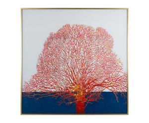 """Nástenná dekorácia """"Maria"""", 4 x 91 x 91 cm"""