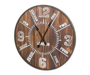 "Nástenné hodiny ""Mercedes"", 6 x ø 80 cm"