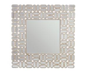 "Nástenné zrkadlo ""Lionel"", 2 x 83 x 83 cm"