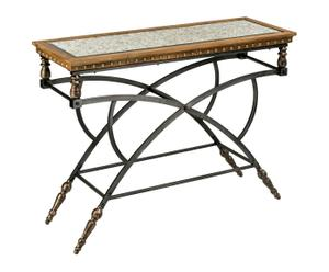 """Konzolový stolík """"Rosaire"""", 40 x 115 x 85 cm"""