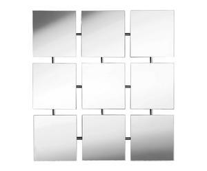 "Dekoratívne zrkadlo ""Square"", 50 x 5 x 50 cm"