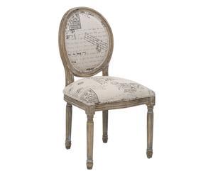 """Krzesło """"Francois II"""", 60 x 50 x 97 cm"""