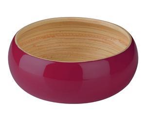 """Miska """"Bamboo Pink II"""", ø 15, výš. 6 cm"""