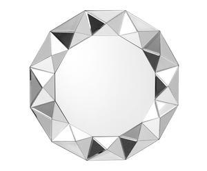 """Nástenné zrkadlo """"Claudette"""", ø 80 x 6 cm"""