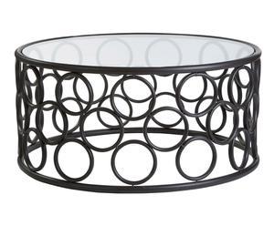 """Konferenčný stolík """"Antalya"""", ø 89, výš. 43 cm"""