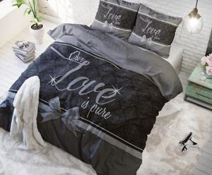 """Dvojdielna sada obliečok """"Pure Love"""", 200/220 x 140 cm"""