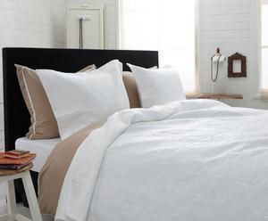 """Pléd na posteľ """"Clara White"""", 250 x 260 cm"""