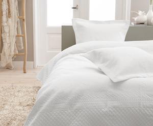 """Pléd na posteľ """"Charlene White"""", 250 x 260 cm"""
