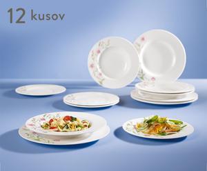 """12-dielna súprava tanierov """"Louisa"""""""