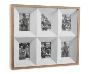 """Foto-rámik """"Charlotte II"""", 59,4 x 59,3 x 5 cm"""