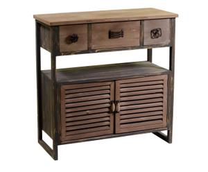 "Konzolový stolík ""Faro"", 33,5 x 79 x 80 cm"