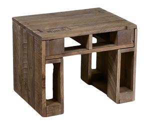 """Konferenčný stolík """"Stu"""", 40 x 50 x 40 cm"""